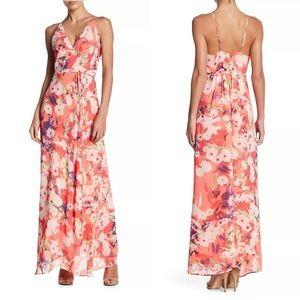 Fleur by Yumi Kim Lover Floral Maxi Dress